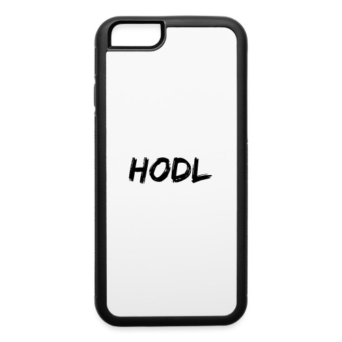HODL - iPhone 6/6s Rubber Case