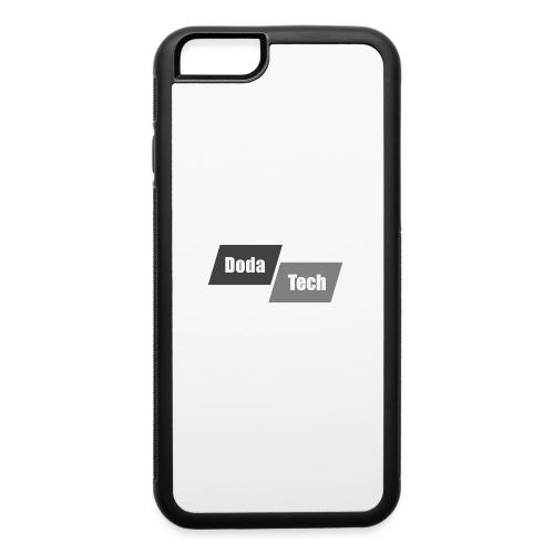 DodaTech Logo - iPhone 6/6s Rubber Case
