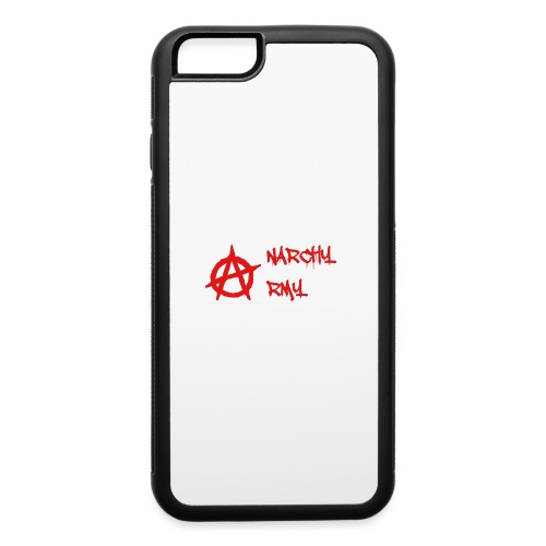 Anarchy Army LOGO - iPhone 6/6s Rubber Case