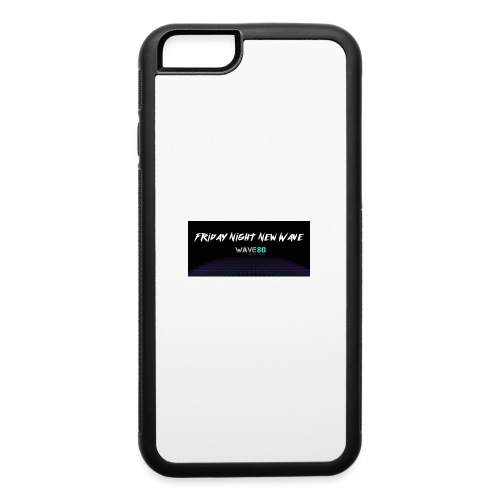 Friday Night New Wave - iPhone 6/6s Rubber Case