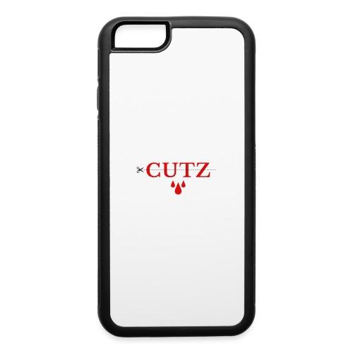 CUTZ - iPhone 6/6s Rubber Case