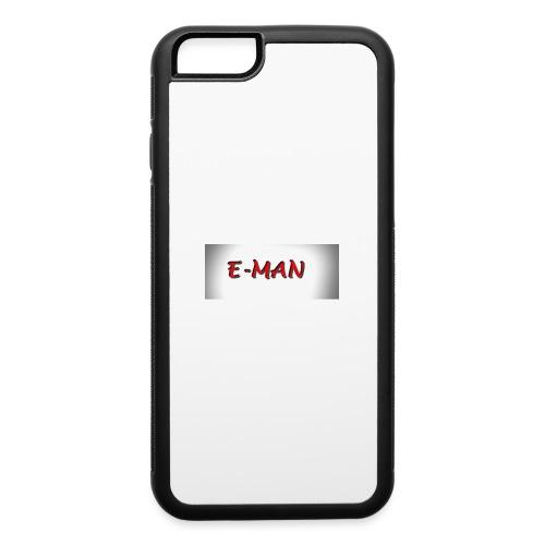 E-MAN - iPhone 6/6s Rubber Case