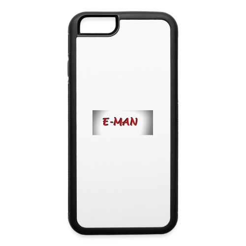 E-MAN - iPhone 6/6s Rubber Case