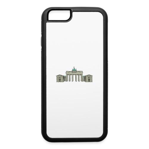 Brandenburg Gate Berlin - iPhone 6/6s Rubber Case