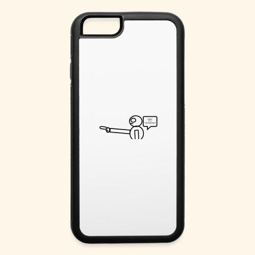 OMG its txdiamondx - iPhone 6/6s Rubber Case