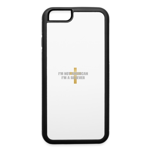 BE A Believer - iPhone 6/6s Rubber Case