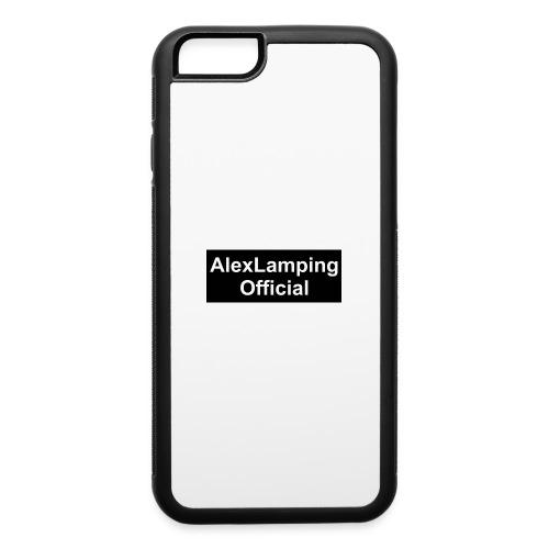 AlexLampingOfficial - iPhone 6/6s Rubber Case