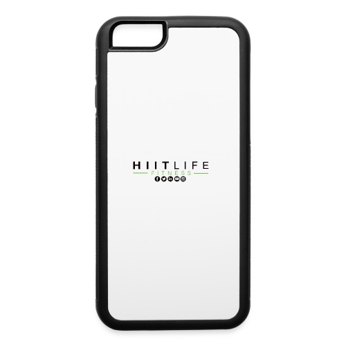 HLFLogosocial - iPhone 6/6s Rubber Case