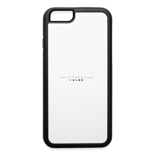 hlfsocialwht - iPhone 6/6s Rubber Case