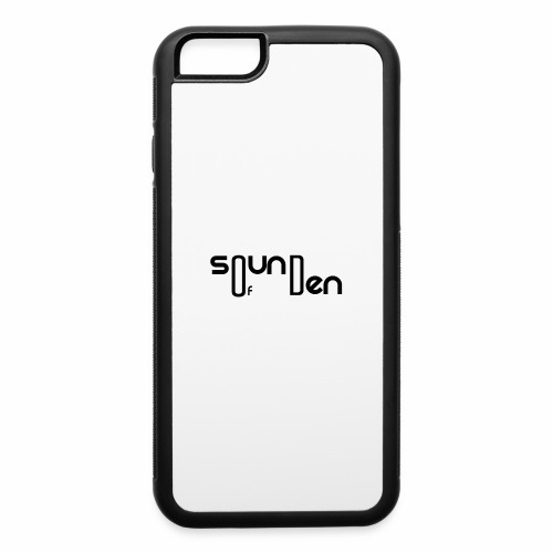 Soundofden Classical Black Logo - iPhone 6/6s Rubber Case