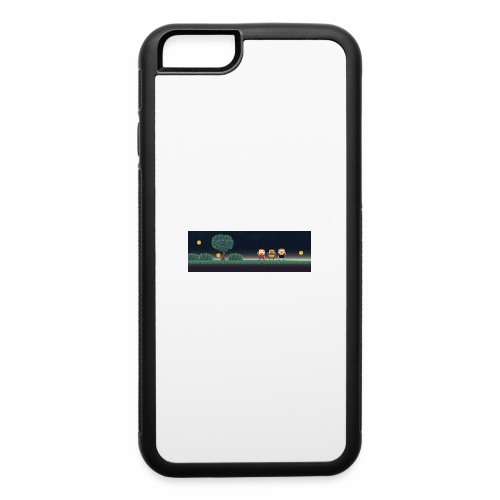 Twitter Header 01 - iPhone 6/6s Rubber Case