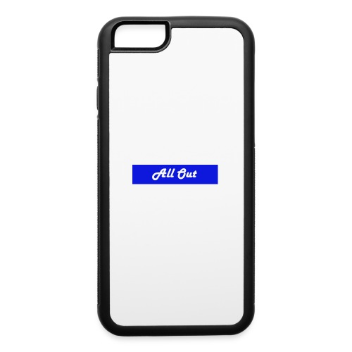 All out - iPhone 6/6s Rubber Case