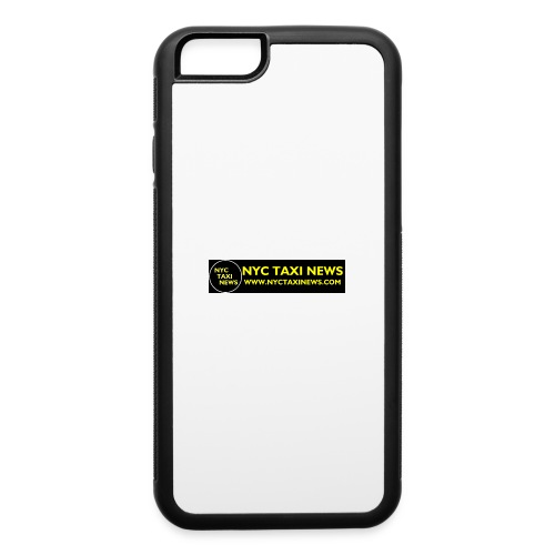 NYC TAXI NEWS - iPhone 6/6s Rubber Case