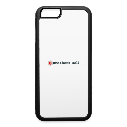 6 Brothers Deli - iPhone 6/6s Rubber Case