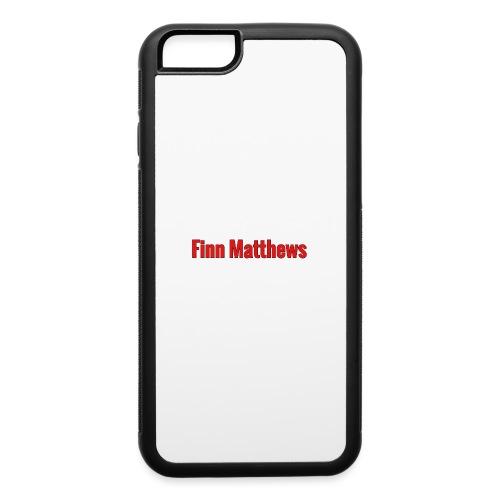 FM Logo - iPhone 6/6s Rubber Case