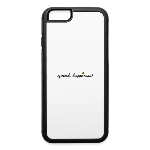 Spread Happiness Women's T-shirt - iPhone 6/6s Rubber Case