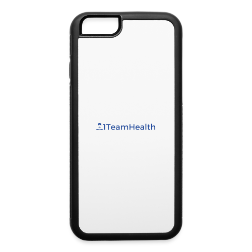 1TeamHealth Simple - iPhone 6/6s Rubber Case