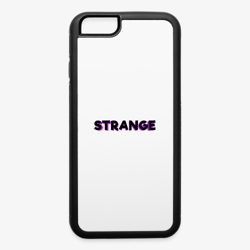 Strange Logo - iPhone 6/6s Rubber Case
