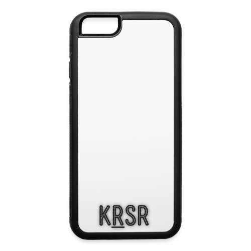 KRSR Logo - iPhone 6/6s Rubber Case
