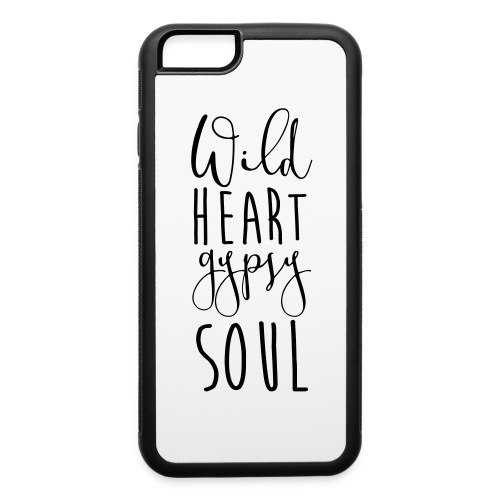 Cosmos 'Wild Heart Gypsy Sould' - iPhone 6/6s Rubber Case