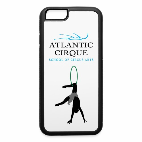 AC logo PNG on light - iPhone 6/6s Rubber Case