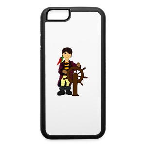 Alex the Great - Pirate - iPhone 6/6s Rubber Case
