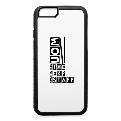 the ekp staff class of 2017 - iPhone 6/6s Rubber Case