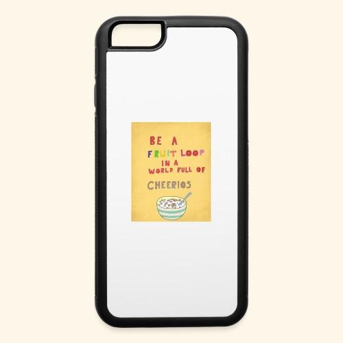 Unique - iPhone 6/6s Rubber Case