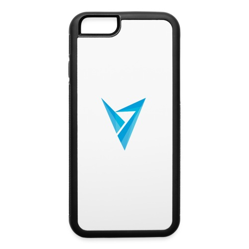 v logo - iPhone 6/6s Rubber Case