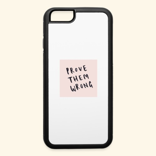 show em what you about - iPhone 6/6s Rubber Case
