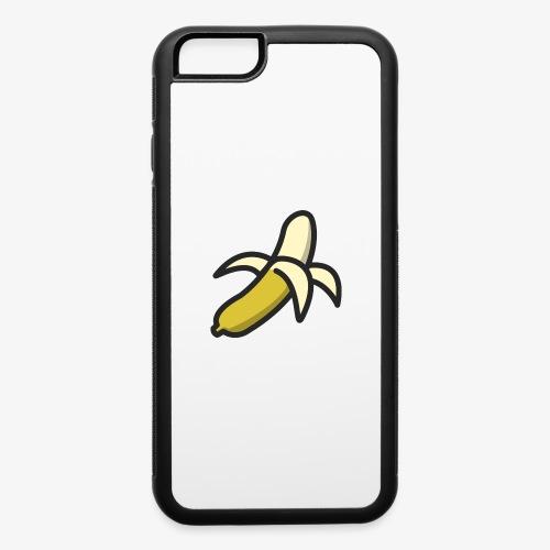 Banana Logo - iPhone 6/6s Rubber Case