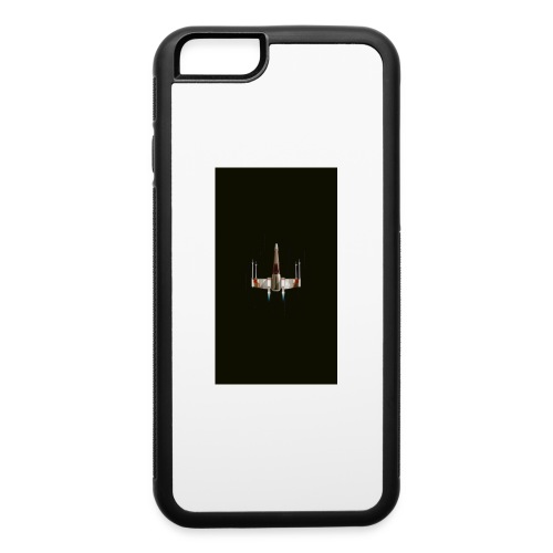 space ship - iPhone 6/6s Rubber Case