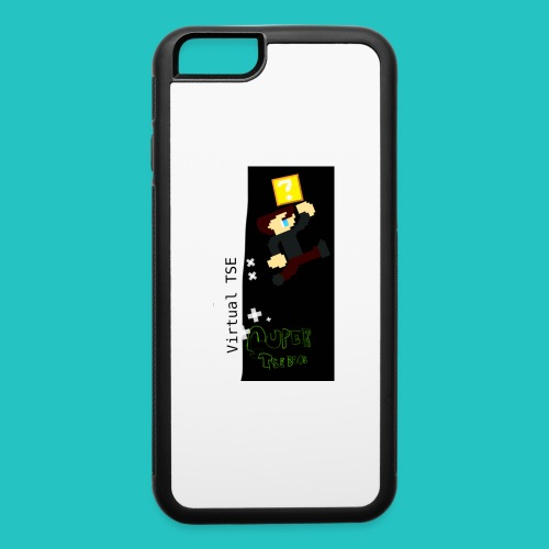 Super TSE Bros - iPhone 6/6s Rubber Case
