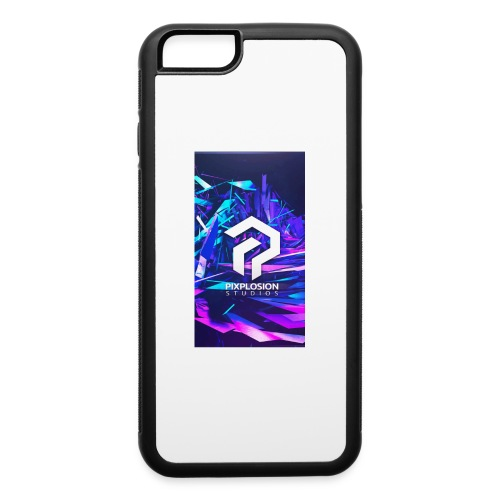 Pixplosion iPhone Case - iPhone 6/6s Rubber Case