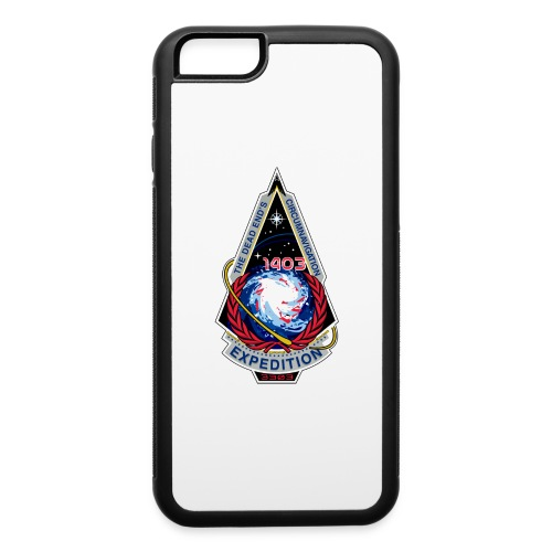 Dead Ends Circumnavigation Expedition Logo - iPhone 6/6s Rubber Case