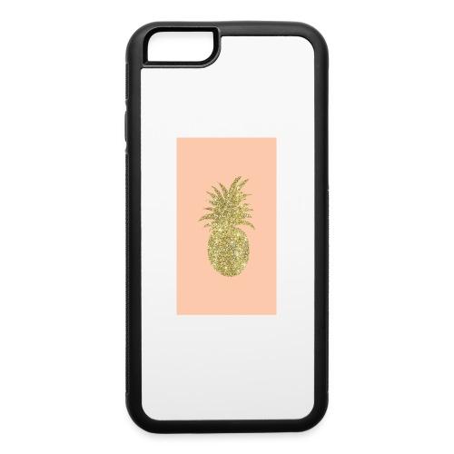 pinaple - iPhone 6/6s Rubber Case