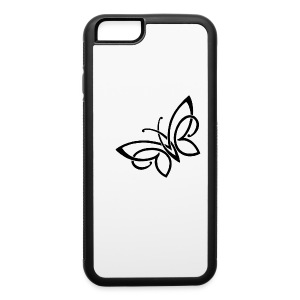 butterfly - iPhone 6/6s Rubber Case