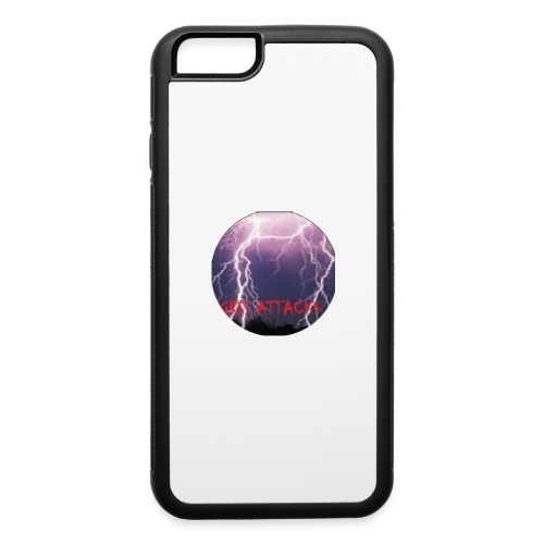 ATTACK - iPhone 6/6s Rubber Case
