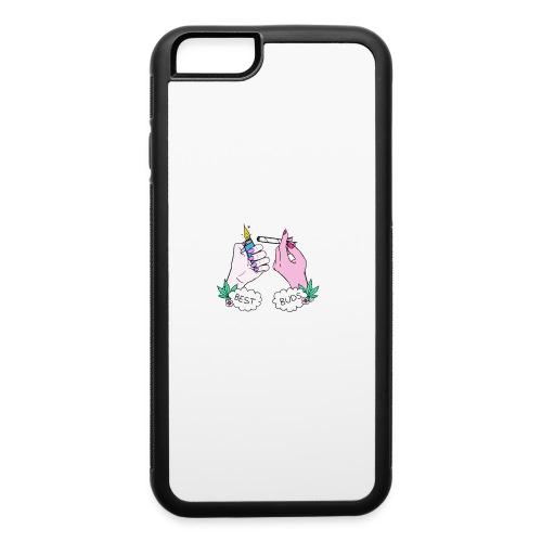 best friendos - iPhone 6/6s Rubber Case