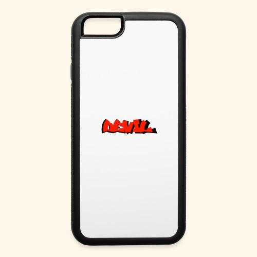devil phone case - iPhone 6/6s Rubber Case