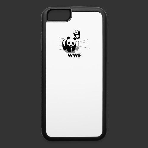 Le futur logo de avec le fameux panda 2 png - iPhone 6/6s Rubber Case