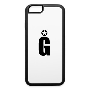 SOLO G STAR CASE - iPhone 6/6s Rubber Case