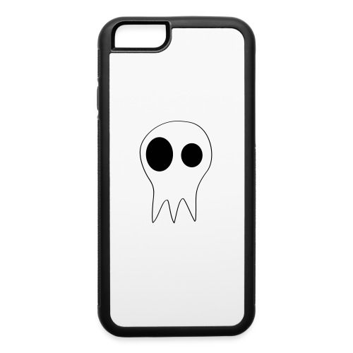 The Grims Skull Logo - iPhone 6/6s Rubber Case