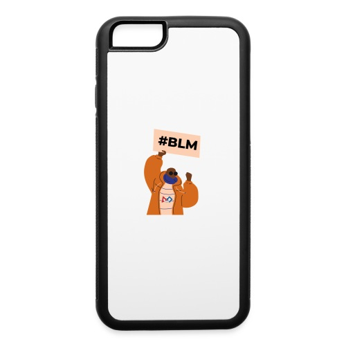 #BLM FIRST Man Petitioner - iPhone 6/6s Rubber Case