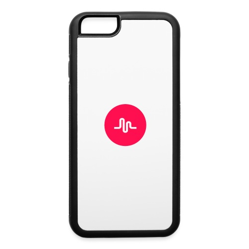 Musical.ly logo - iPhone 6/6s Rubber Case