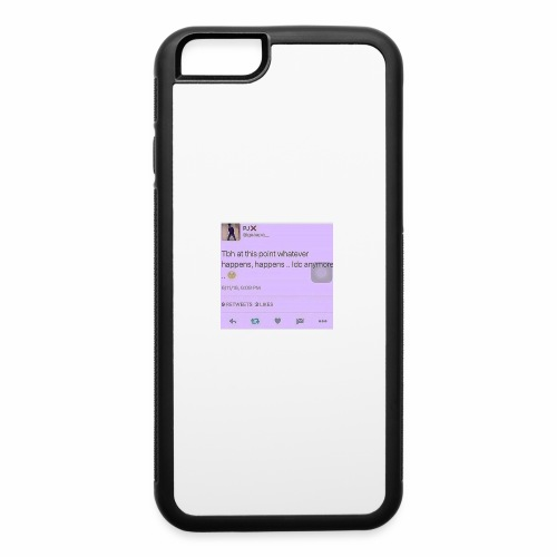 Idc anymore - iPhone 6/6s Rubber Case