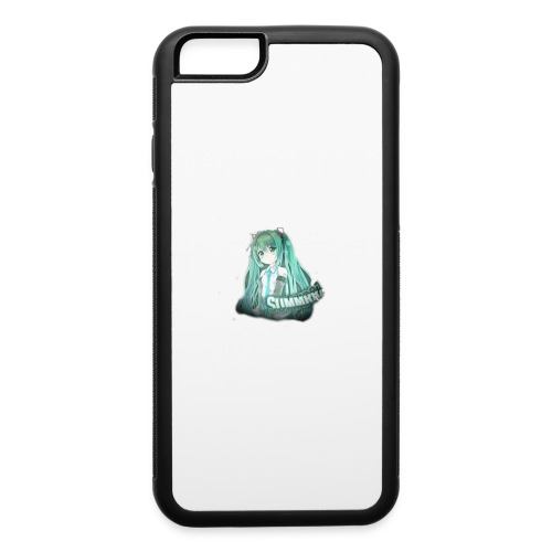 Summrrz Logo Transparent - iPhone 6/6s Rubber Case