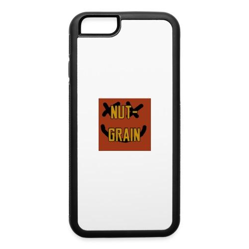 Nut-Grain - iPhone 6/6s Rubber Case