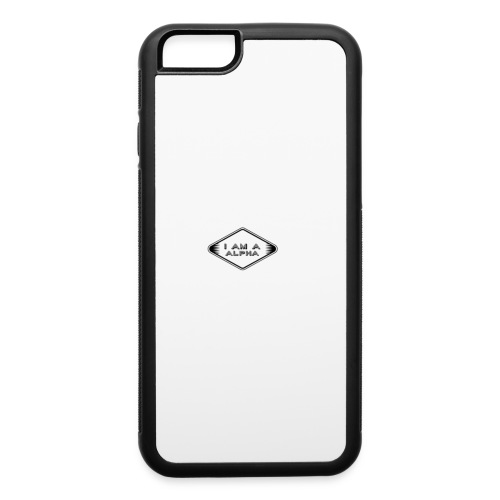 I am a Alpha - iPhone 6/6s Rubber Case