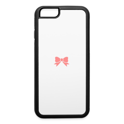 MOÑO ROSA - iPhone 6/6s Rubber Case